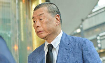 张杰:香港人的英雄黎智英