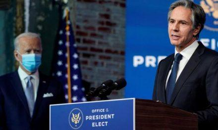 张杰:新国务卿布林肯的对华政策