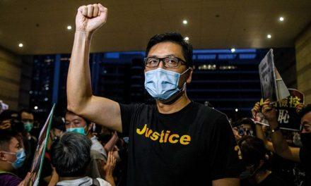 RFA:港台禁采访53被捕人士