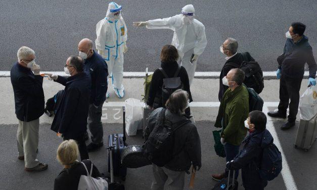 纽约时报:WHO病毒溯源团队抵达武汉,或面临重重困难