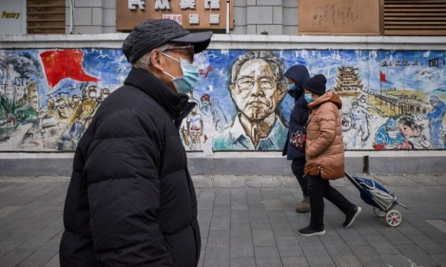 张智斌:对比党国体制下的几个抗疫人物