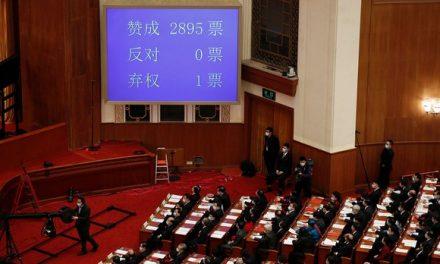 【自由亚洲】G7谴责改革香港选制 美议员批习近平想重回帝制